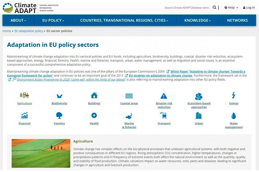 Нова Стратегія ЄС з адаптації до зміни клімату