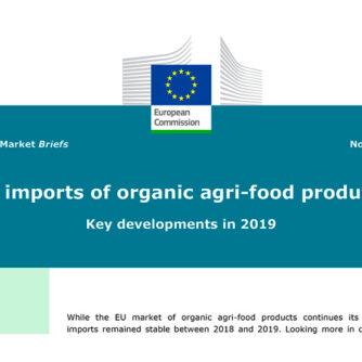 Україна значно посилила позиції на органічному ринку ЄС