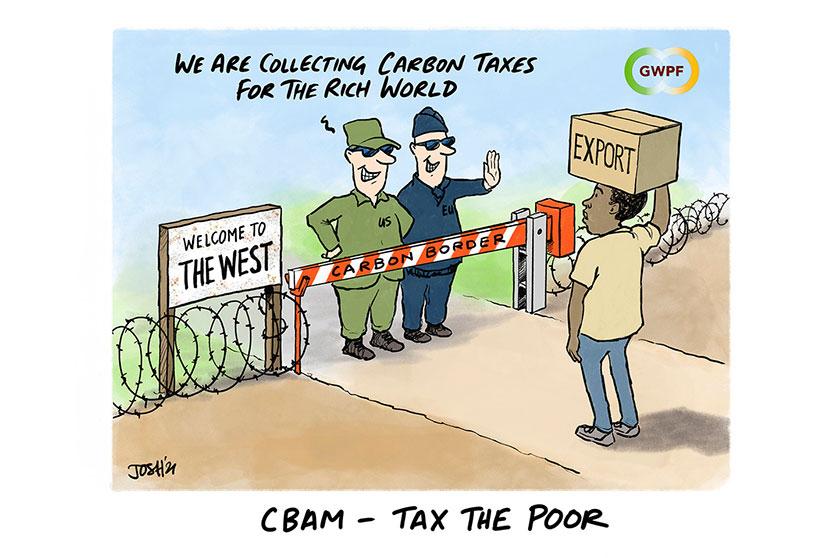 Вуглецеві податки та мита = глобальна декарбонізація?