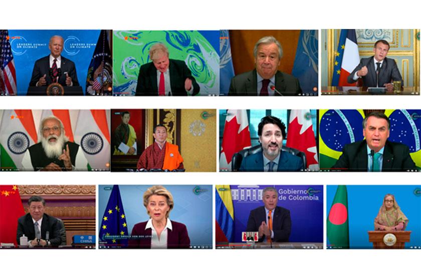 День Землі: Саміт світових лідерів з питань клімату, нові гучні обіцянки