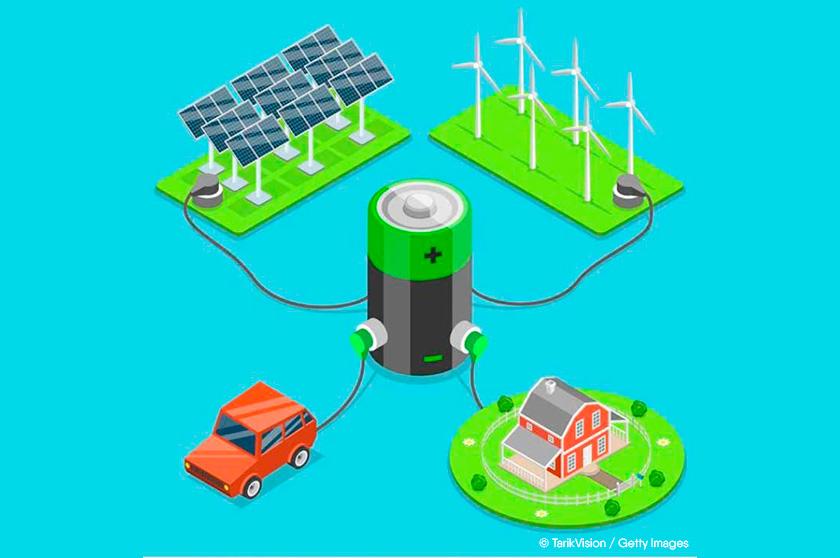 Акумулятори для кліматичної нейтральності: впоратися з надскладним завданням
