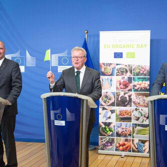 """Європейський парламент, Рада та Єврокомісія оголосили започаткування щорічного «Дня органічного виробництва в ЄС» (""""EU organic day"""")"""