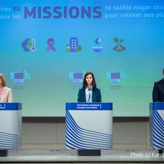 Єврокомісія започаткувала п'ять нових Місій: охорона здоров'я, клімат, навколишнє середовище