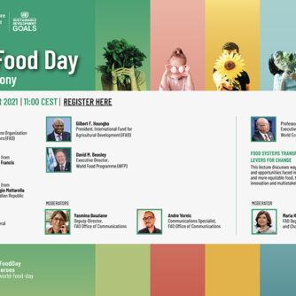 Всесвітній день продовольства в епоху суперечностей
